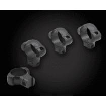 Shilba 25.4 mm Steel Rings for Calibre .22