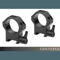 Contessa QD Rings 40 mm, Picatinny Rail