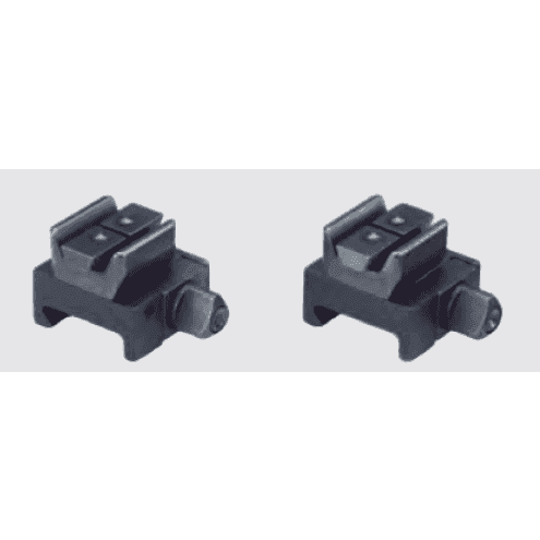 Recknagel Weaver mount for Zeiss VM / ZM rail, nut