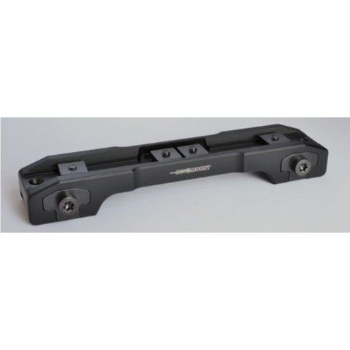 INNOMOUNT Fixed One-Piece mount for Tikka T3, S&B Convex rail