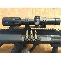 MAKmilmount, monoblock, 30mm, KR3, 20 MOA