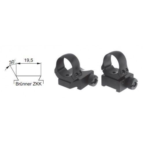 Recknagel Tip-off rings for 19 mm dovetail, 34.0 mm