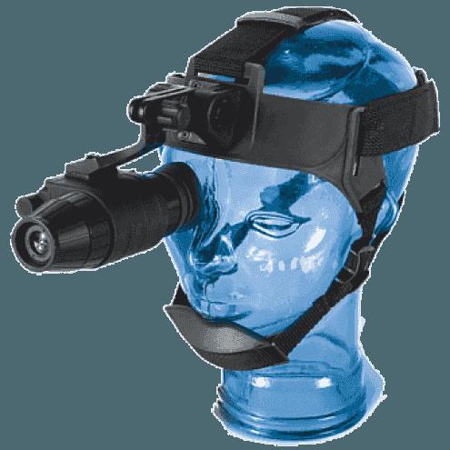 Pulsar NV Scope Challenger G2+ 1x21 Head Mount Kit