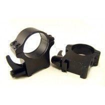 Rusan Roll-off Rings, 11 mm rail, 30 mm, Q-R