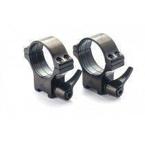 Rusan Roll-off Rings, 11 mm rail, 25.4 mm, Q-R