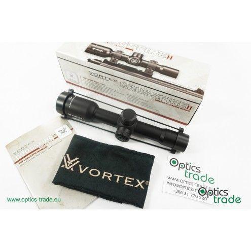 Vortex Crossfire II 1-4x24 Muzzleloader