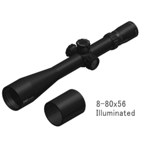 March Tactical 8-80x56TI Illum.