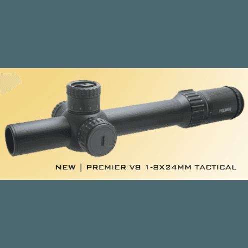 Premier V8 1-8x24 Tactical Illum. (mrad)