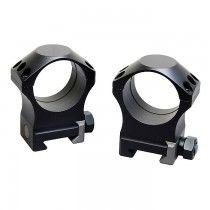 Nightforce X-Treme Duty Ultralite 30 mm Rings 6 screw