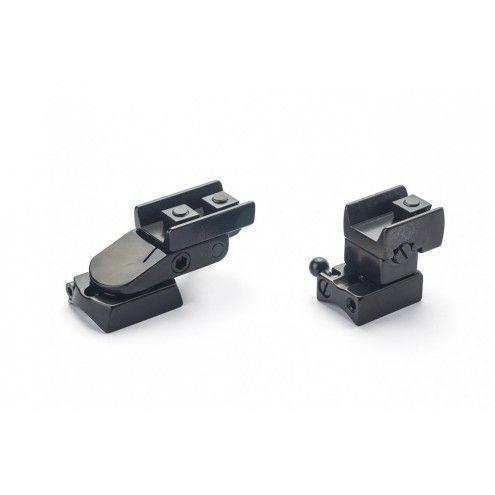 Rusan Pivot mount for Remington 7400, 7600, 750, VM/ZM rail