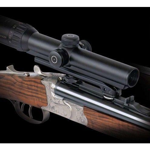 MAKflex One-piece Pivot mount, Lever lock, 30 mm