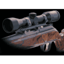 MAKuick One-piece Mount, Blaser R93, S&B Convex rail