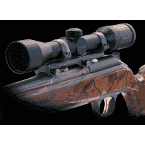 MAKuick One-piece Mount, Tikka T3, 25.4mm