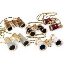 Levenhuk Broadway 325F Opera Glasses, Chain