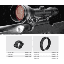 Recknagel Scope ring, 48mm, UNIVERSAL-interface