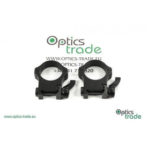 Recknagel Tactical scope rings, 30mm, lever