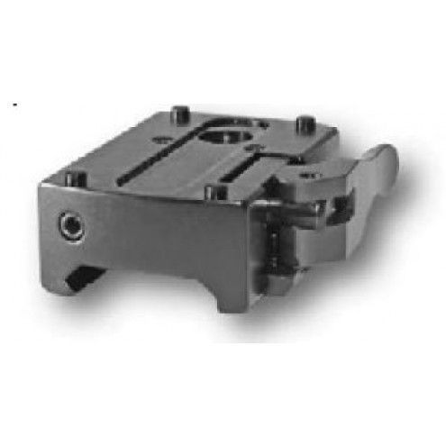 EAW Adapter for Picatinny/Weaver rail with adjustable lever, Aimpoint Micro