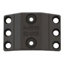 Spuhr 34 mm top rear cover