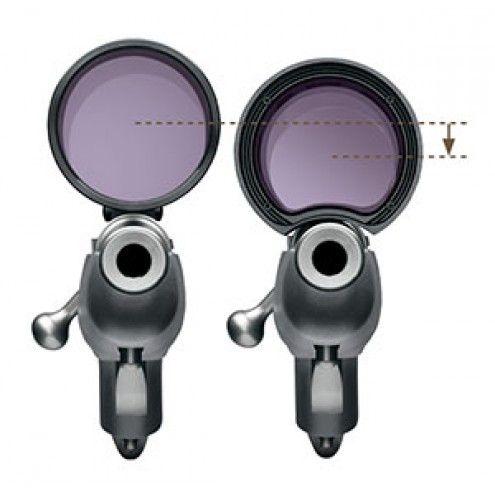 Leupold VX-3L  4.5-14x50 illum. recticle