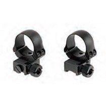 Recknagel Tip-off rings for 11mm dovetail, 25.4 mm
