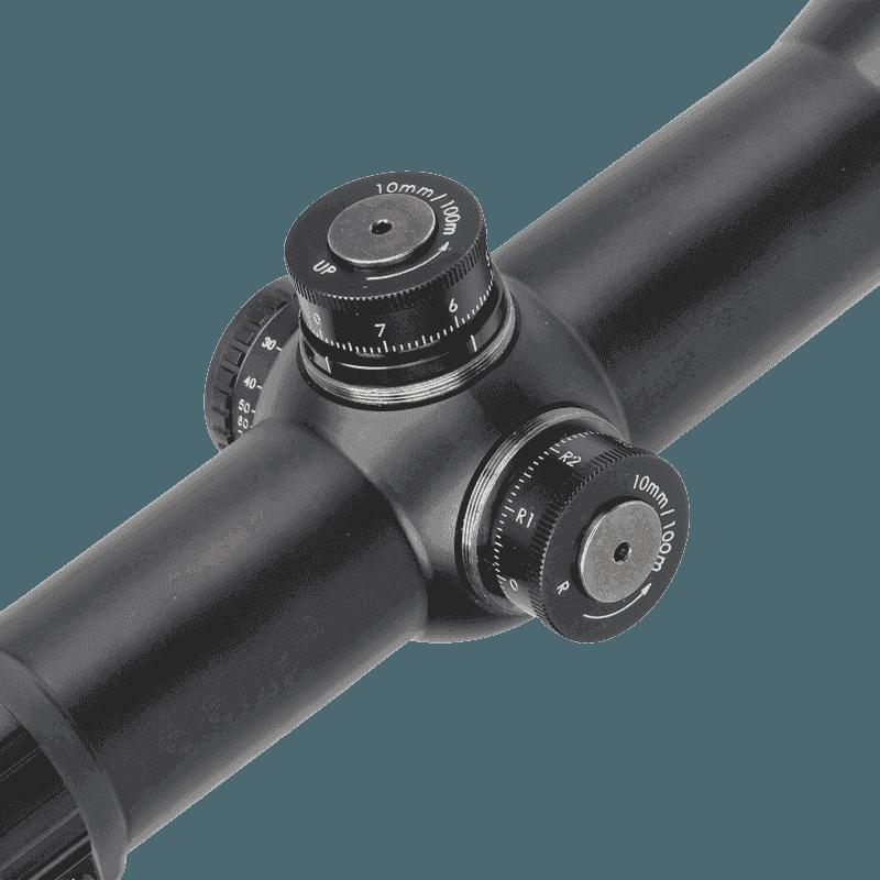 Delta Optical Titanium 3-24x56 ED Rifle scope