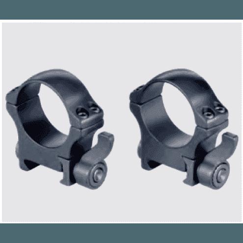 Recknagel Tactical scope rings, 26mm, lever