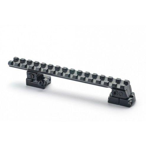 Rusan Pivot mount for CZ 452 (11 mm prism), Picatinny rail