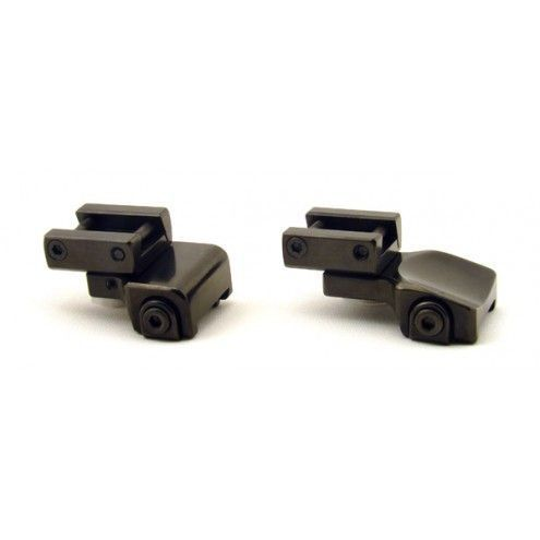 Rusan Roll-off rings with extension, 19 mm rail, LM rail