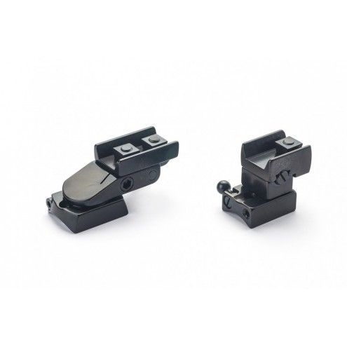 Rusan Pivot mount for Sabatti Rover, VM/ZM rail