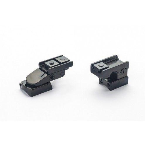 Rusan Pivot mount for Browning A-bolt, Eurobolt, SR rail