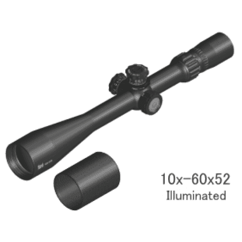 March Tactical 10-60x52TI Illum.