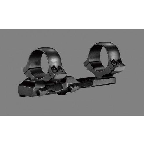 Kozap Slip-on one piece mount, Q-R, Brno 500 / ZH 300, 25.4 mm