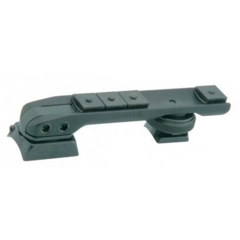 ERAMATIC One-piece Pivot mount, Steyr S, S&B Convex rail