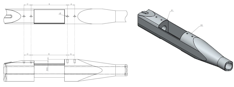 Mounting details