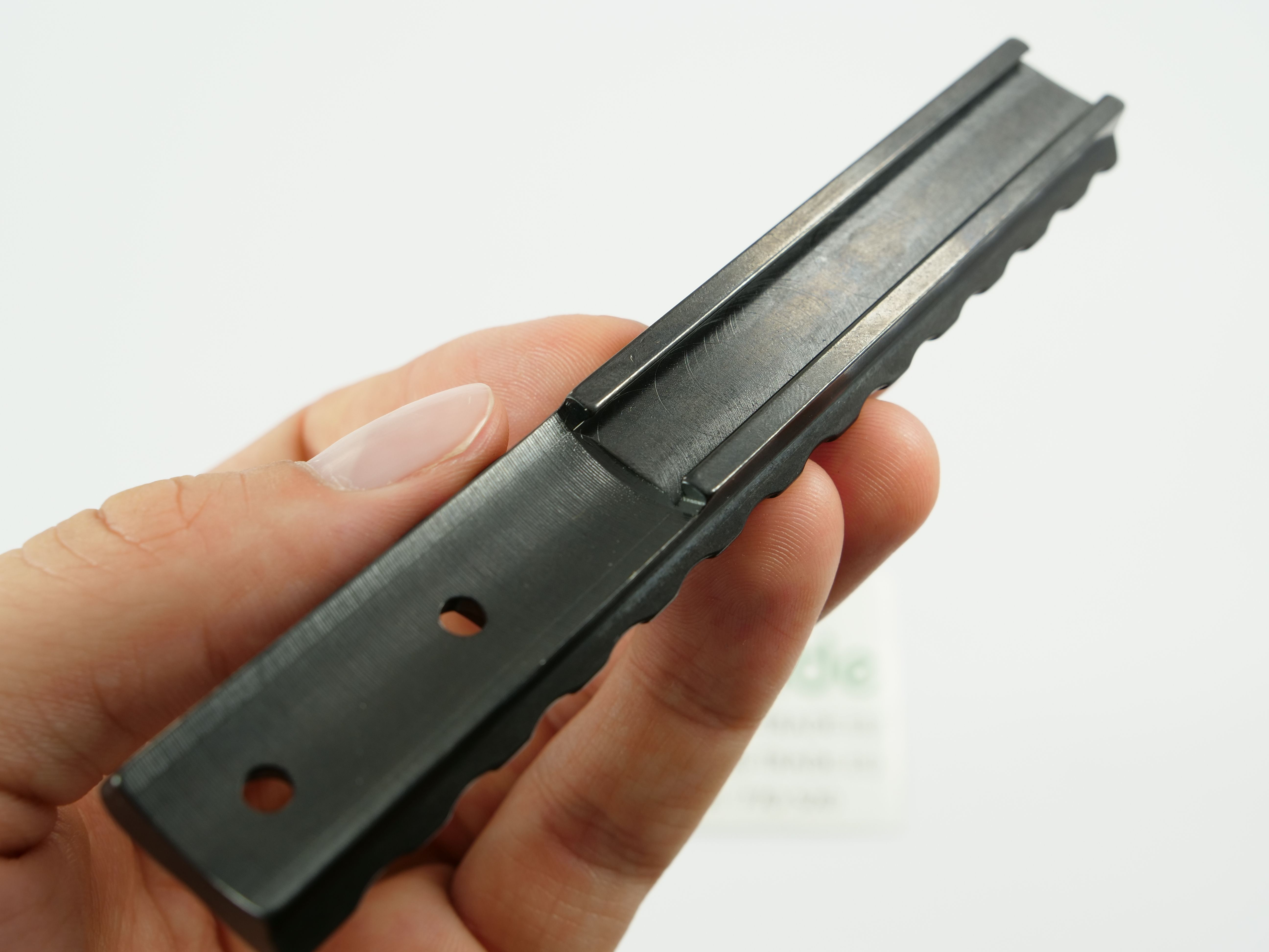 Picatinny rail for SIG Sauer SSG 3000